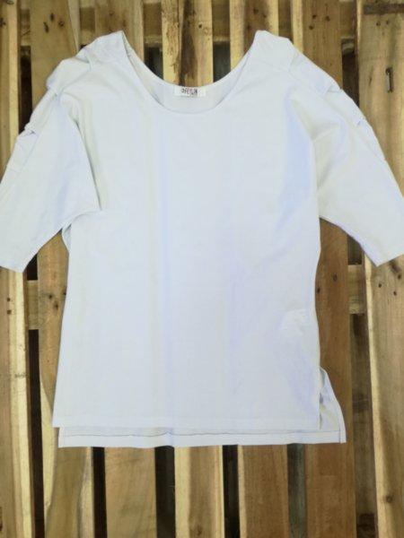 Дамска блуза с прилеп ръкав